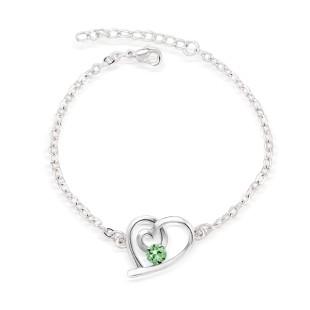 Precious Heart Bracelet (B03001-02)