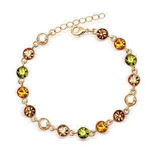 Enchanting Amethyst Bracelet (B03004-01)