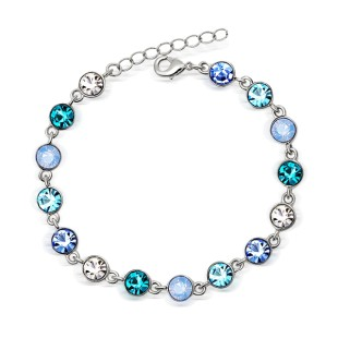 Enchanting Amethyst Bracelet (B03004-02)