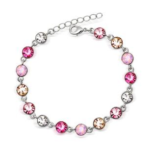 Enchanting Amethyst Bracelet (B03004-03)