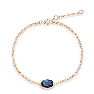 Peacock Blush Bracelet (B03005-01)