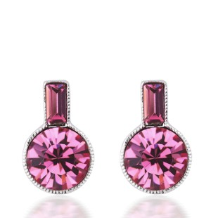 Roman Garnet Earrings (E03001-03)