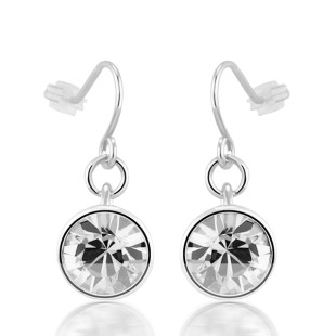 Warmest Raisin Earrings (E03005-03)