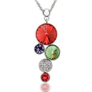 Enchanting Skopos Long Necklace (L05006-01)