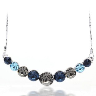 Arctic Crystalline Necklace (N03001-01)