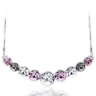 Arctic Crystalline Necklace (N03001-02)