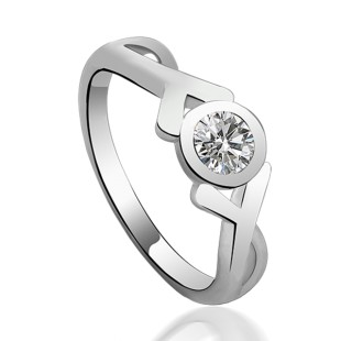 Cloverina Ring (R05012-01)