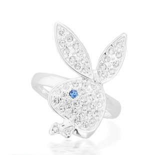 London Bunny Ring (R06008-01)