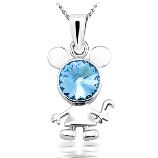 Little Ratta Pendant (Gold Vermeil 925 Sterling Silver)